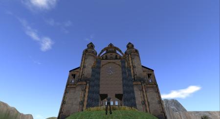 Mocha cathedral